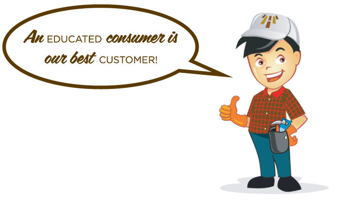 Educated Consumer is our Best Customer