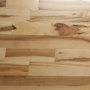 "5"" x 3/4"" Prefinished Maple Natural Stain Hardwood Flooring"