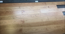 "Load image into Gallery viewer, 5"" x 3/4"" Prefinished American Cherry Hardwood Flooring"