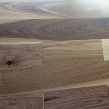 "Load image into Gallery viewer, 6 1/2"" x 7/16"" Engineered Walnut Natural Stain Hardwood Flooring"