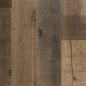 "6 1/4"" x 7/16"" Engineered French Oak Barnside Stain Hardwood Flooring"