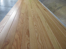 "Load image into Gallery viewer, 2 1/4"" x 3/4"" Prefinished Red Oak Natural Stain Hardwood Flooring"