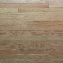 "Load image into Gallery viewer, 2 1/4"" x 5/8"" Engineered Red Oak Natural Stain Hardwood Flooring"