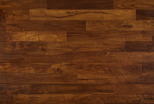 "Load image into Gallery viewer, 4 3/4"" x 9/16""  Engineered Acacia Toffee Hand Scraped Hardwood Flooring"