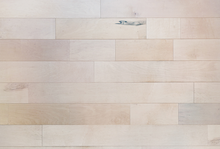 "Load image into Gallery viewer, 7 1/2"" x 1/2"" Engineered Maple Beach Stain Hardwood Flooring"