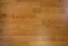 "Load image into Gallery viewer, 7 1/2"" x 1/2"" Engineered Maple Caramella Stain Flooring"