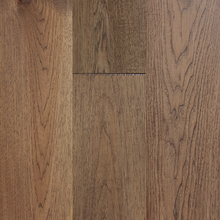 "Load image into Gallery viewer, 7 1/2"" x 1/2"" Engineered Hickory Cenere Stain Flooring"