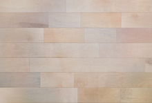"Load image into Gallery viewer, 7 1/2"" x 1/2"" Engineered Maple Champagne Sienna Stain Hardwood Flooring"