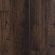 "Load image into Gallery viewer, 4"", 6"", 8"" x 1/2"" Engineered Maple Dolcetto Stain Hardwood Flooring"