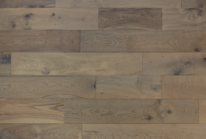 "6 1/4"" x 7/16"" Engineered French Oak Downieville Stain Hardwood Flooring"