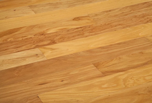 "Load image into Gallery viewer, 5"" x 9/16"" Engineered Elm Natural Wire Brushed Hardwood Flooring"