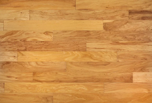 "Load image into Gallery viewer, 5"" x 9/16"" Engineered Elm Natural Wire Brushed Flooring"