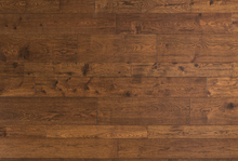 "Load image into Gallery viewer, 4"", 6"", 8"" x 1/2"" Engineered Hickory Fontana Stain Hardwood Flooring"