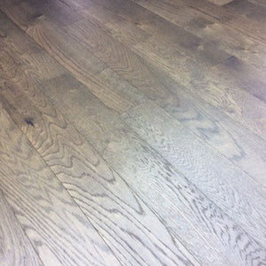 "5"" x 3/8"" Wide Plank  European Oak Engineered Chagall Stain"