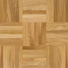 "Load image into Gallery viewer, 15"" x 15"" Engineered European Oak Mosaic Natural Parquet"