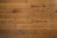 "Load image into Gallery viewer, 7 1/2"" x 1/2"" Engineered Hickory Pinoli Stain Flooring"