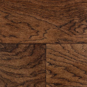 "6 1/2"" x 3/8"" Engineered European Oak Sherwood Stain Hardwood Flooring"