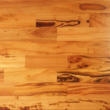 "Load image into Gallery viewer, 3"" x 3/4"" Tigerwood Solid  Hardwood Flooring #1 Common"