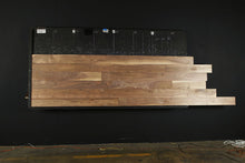 "Load image into Gallery viewer, 5"" x 3/4""  Walnut Select and Better Unfinished Hardwood Flooring"
