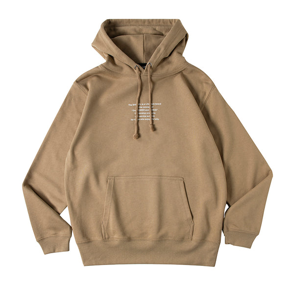 Hoodie Earth Photo Design Sand Khaki