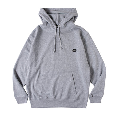 Hoodie Silicon Logo Grey