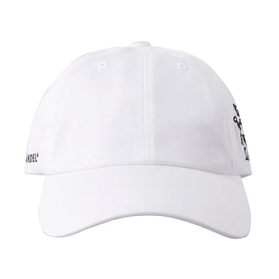 Cap Have The Time of Your Life Side Logo Low White