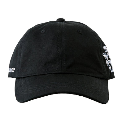 Cap Have The Time of Your Life Side Logo Low Black
