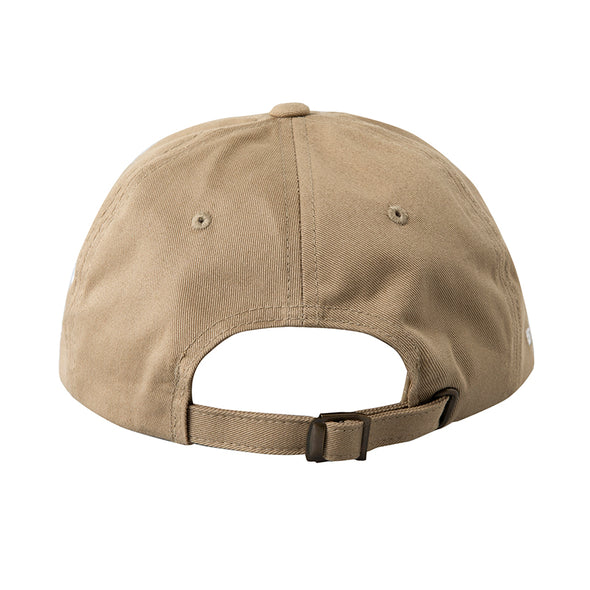 Cap Have The Time of Your Life Side Logo Low Sand Khaki