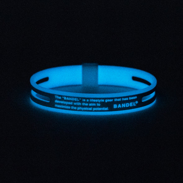 GHOST Luminous Bracelet White