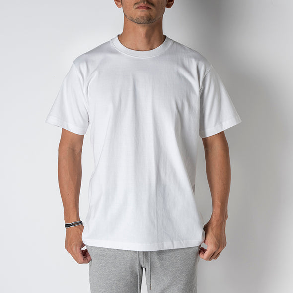 Short Sleeve T Random Logo White
