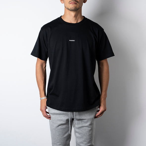 GHOST Short Sleeve T BAN-T011 Black×Gold