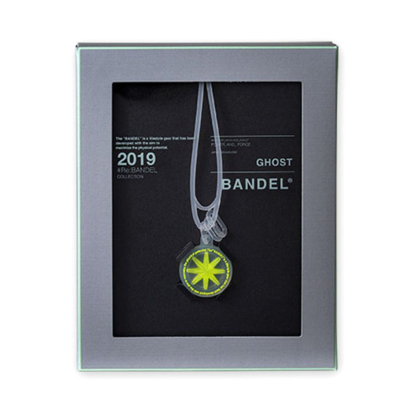 GHOST Necklace 19-03 Neon Yellow