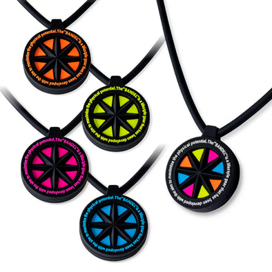 GHOST Luminous NEON Necklace Complete Set
