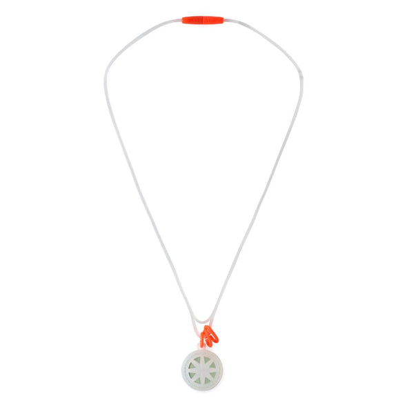 GHOST Necklace19-01 White