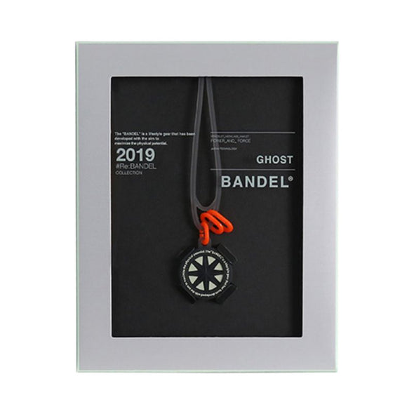 GHOST Necklace19-01 Black