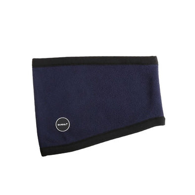 Neck Warmer Micro Fleece BAN-NW003 Navy×Black
