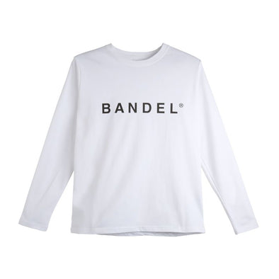 Long Sleeve Crew BAN-LT003 White