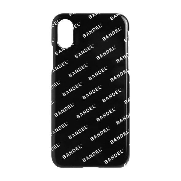 iPhone X/Xs Hardcase All Over Black×White