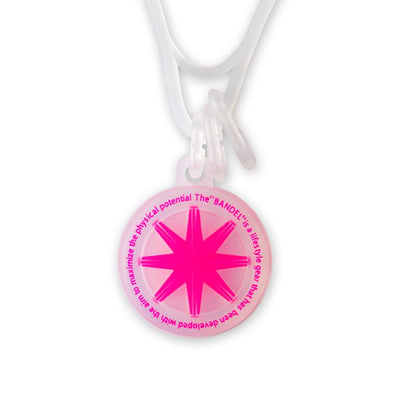 GHOST Necklace 19-03 Neon Pink