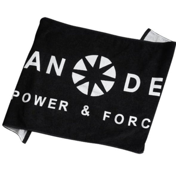 Sports Towel Large Black