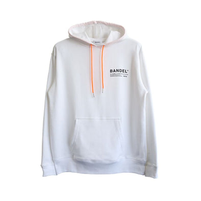 GHOST Hoodie BAN-HD004 White