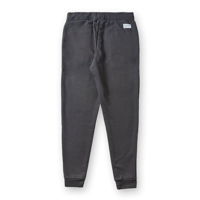 Jogger Pants Woven label Charcoal Grey