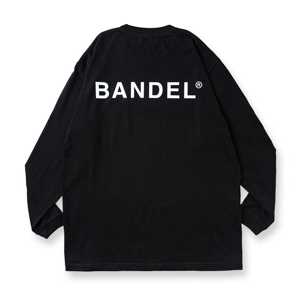 Long Sleeve T Color benefit 【CHILL】black
