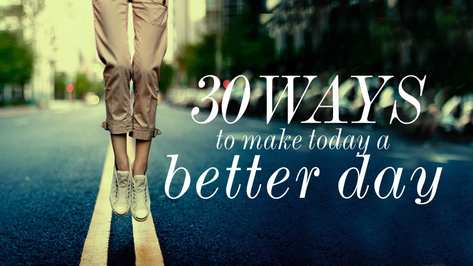 30-ways-for-a-better-day