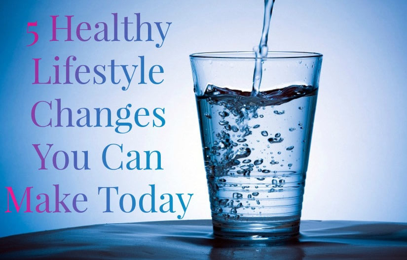 5-healthy-lifestyle-changes