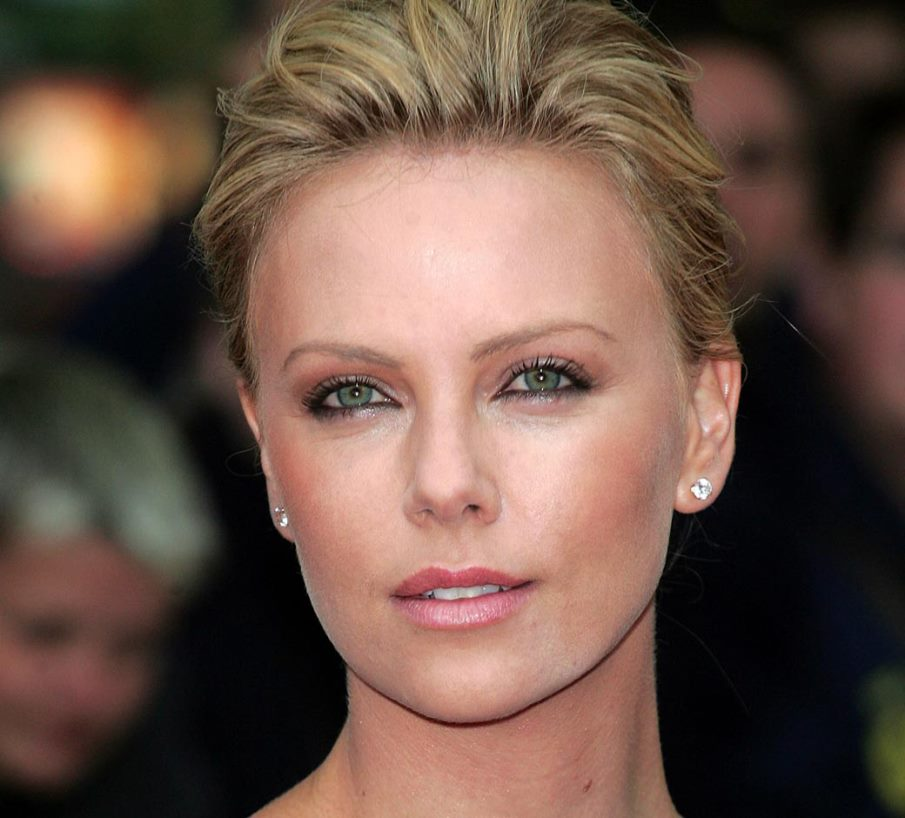 Charlize Theron Bronzer