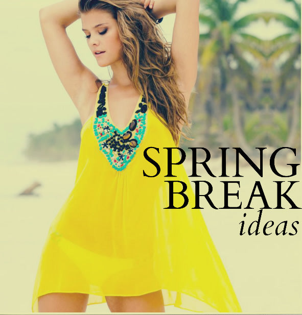 Spring-break-ideas