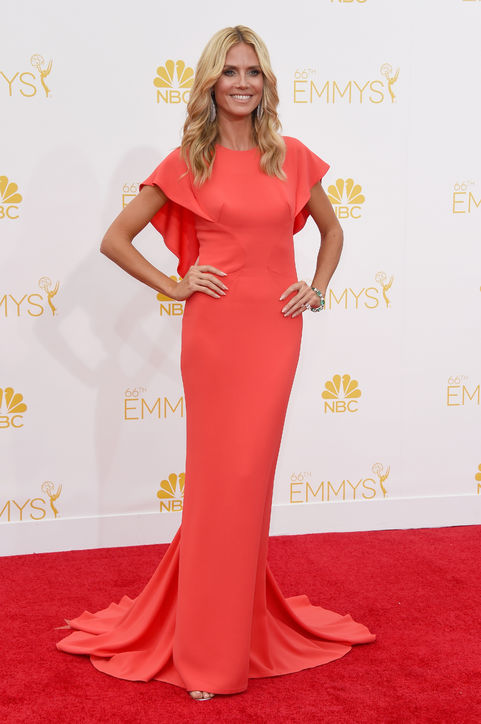 heidi-klum-zac-posen-dress-emmys-red-carpet-2014-h724