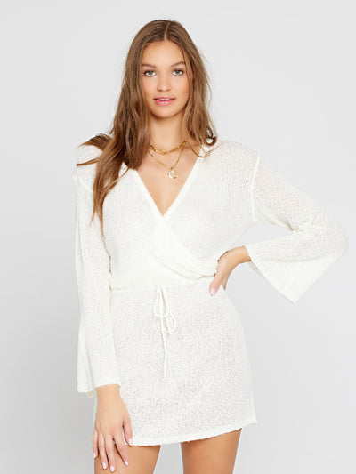 L Space: Topanga Dress (TOPDR21-CRM)