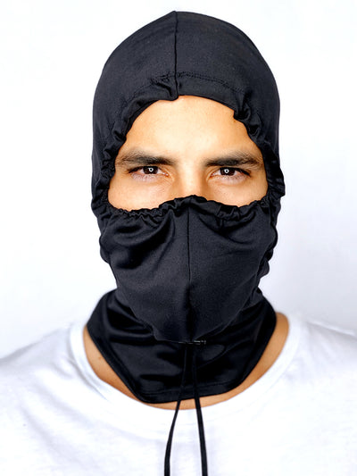 Peace Of Mind Protective Masked Hoodie